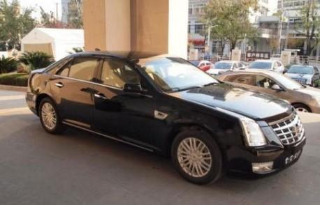 Cadillac SLS China