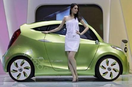 Changan EV concept