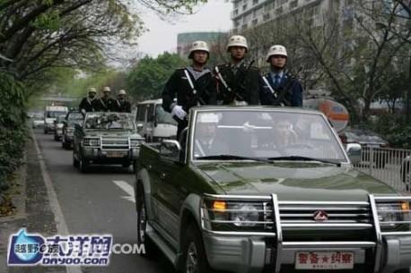 Changfeng Liebao parade cars