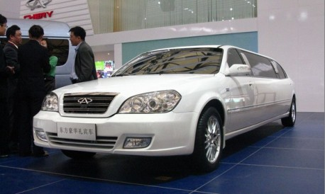 Chery Eastar Limousine China