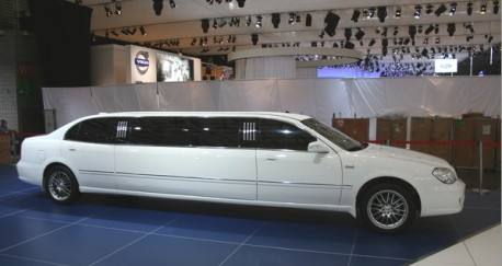 Chery Eastar Limousine China