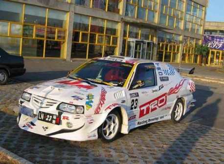 Extreme Tuning from China: Chery Fengyun
