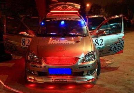 Chevrolet Sail SRV