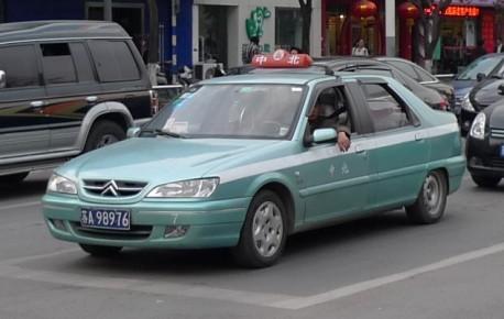 Citroen Fukang China