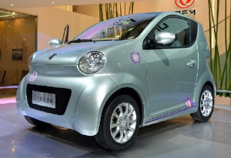 Dongfeng EJ02 concept