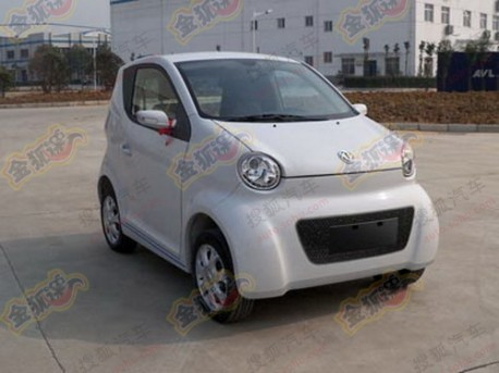 Dongfeng EV1 city-car