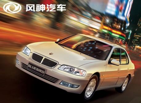 Dongfeng-Nissan Bluebird