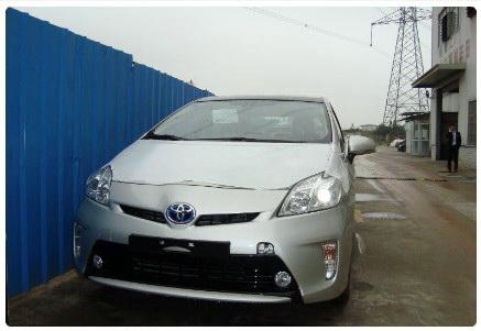 China-made Toyota Prius