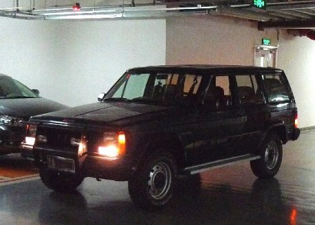 My Beijing-Jeep