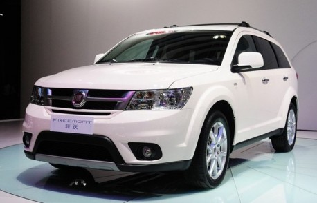 Fiat Freemont China