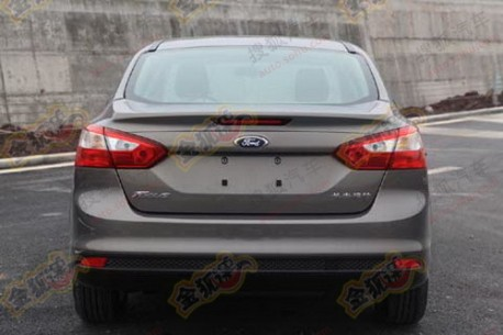 China-made Ford Focus