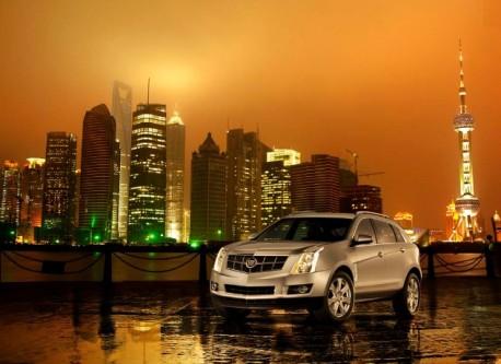 Cadillac SRX China