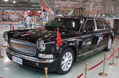 Hongqi CA 7600L Parade Car