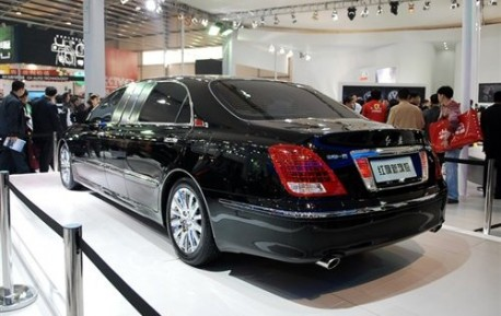 Hongqi HQ430 New Flagship