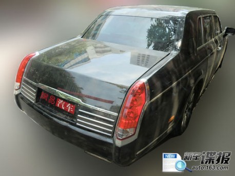 Hongqi HQE to be listed in China