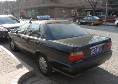 Hongqi CA 7202E3 Shijixing