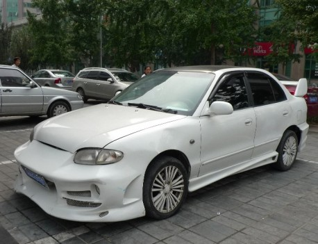 Extreme Tuning from China: Kia Qianlima