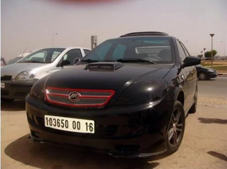 Lifan 520 in Algeria