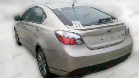 MG6 Diesel for the UK