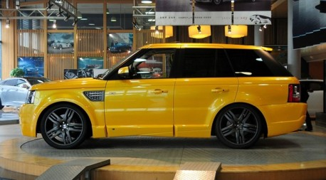 Range Rover 5.0 V8 SC Overfinch 'China Edition'