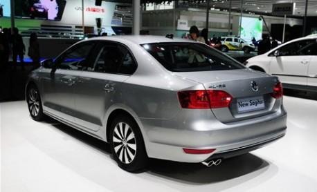 New Volkswagen Sagitar