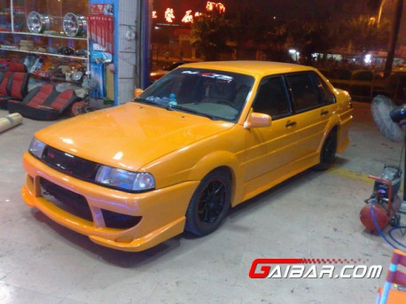 Volkswagen Santana tuning China