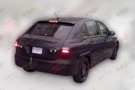BYD-Daimler EV