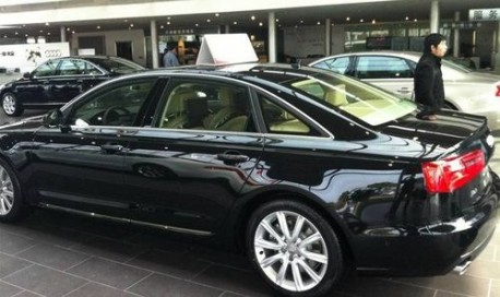 new Audi A6L China