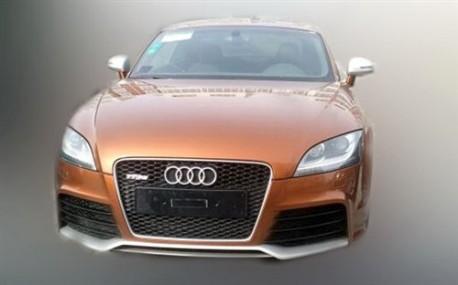 Audi TT China