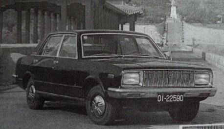 Beijing Auto BJ750 sedan