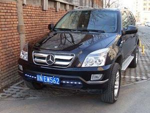Shuanghuan SCEO Benz ML