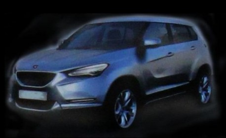 new Chang'an SUV