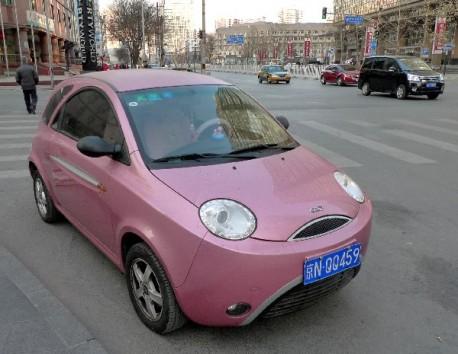 Chery QQme China
