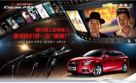 GM China sales