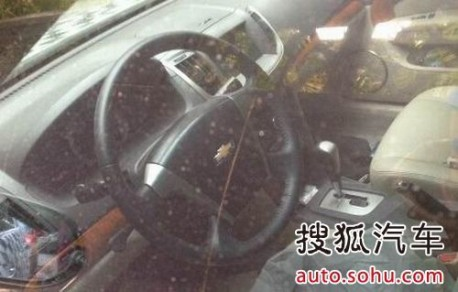 Chevrolet Epica in China
