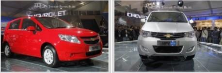 GM China India