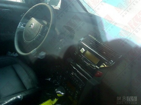 new Citroen C4 hatchback China