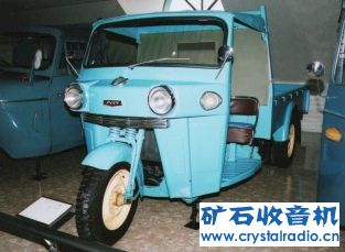 Daihatsu SDF-8 Midget tricycle