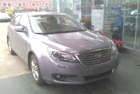 FAW-Besturn B90 China