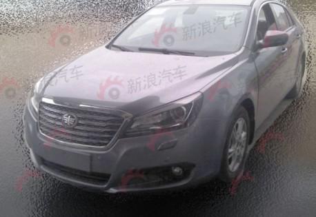 FAW-Besturn B90 China