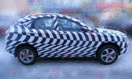 FAW-Besturn X SUV