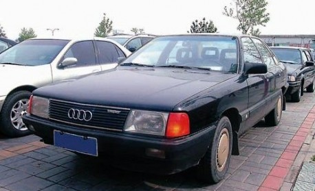 FAW Audi 100
