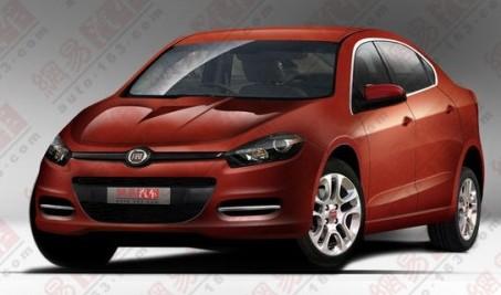 Fiat C-Medium China