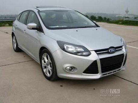 Ford Focus China