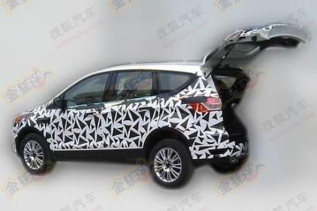 Ford Kuga China