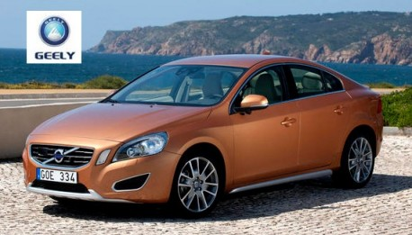 volvo ownership geely