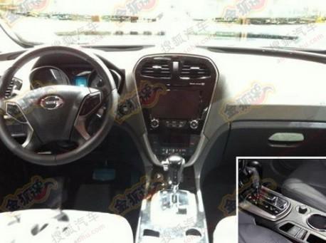 Guangzhou Auto Trumpche GS5 in China