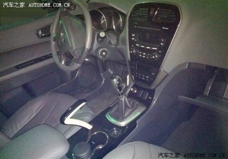 Guangzhou Auto Trumpchi GS5 China