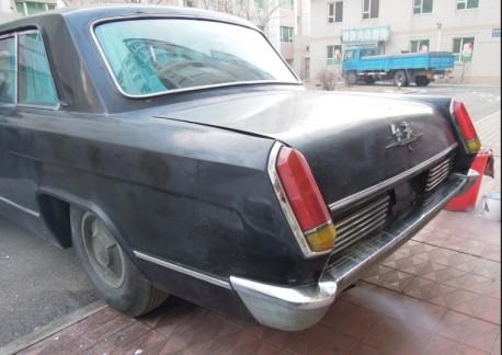 Second Hand car from China: Hongqi CA770