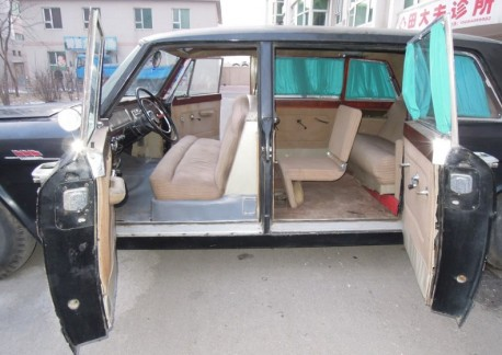 Second Hand car from China: Hongqi CA770
